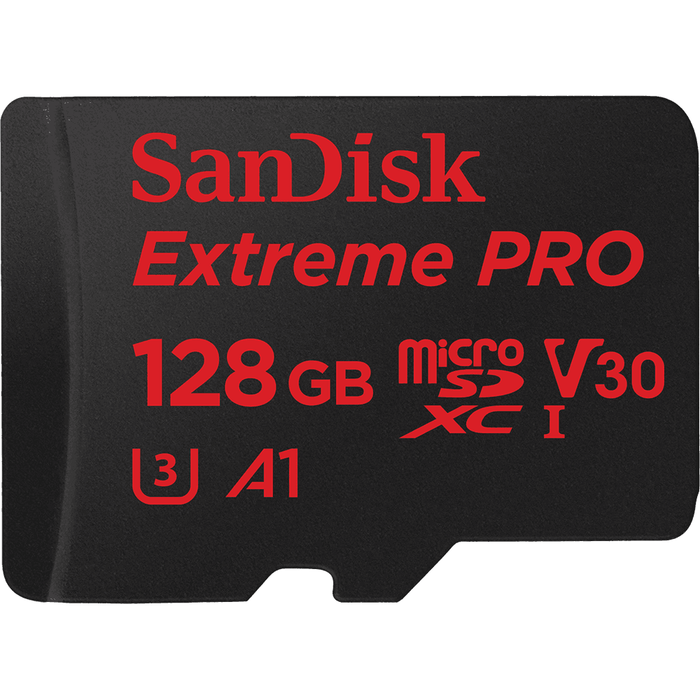 SanDisk Extreme PRO<sup>®</sup> UHS-I Card